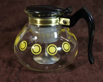 Mid Century Mod Cory Stovetop Coffee Pot 8 Cup