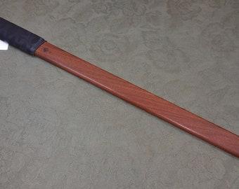 Hawaiin Ipe Miss Rose Paddles Exotic Hardwood Spanking Paddle Whacking Stick Caning Paddle IP007