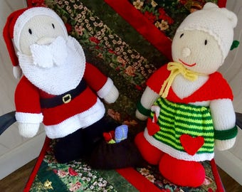 Father and Mother Christmas