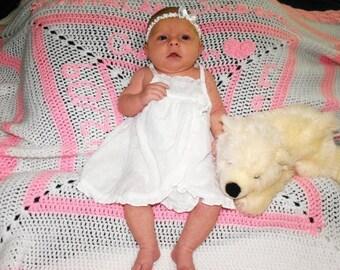 Customized Baby Blanket