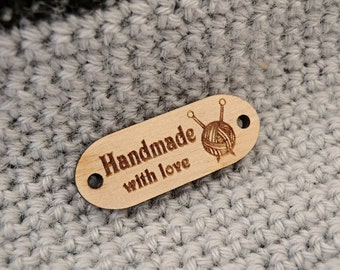 Custom wood labels Custom Wood Tags Logo Tags Personalized Tags Business tags Kitting tags Wooden labels