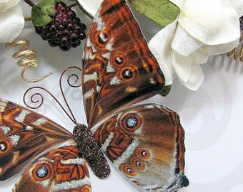 Butterfly Embellishments Barista