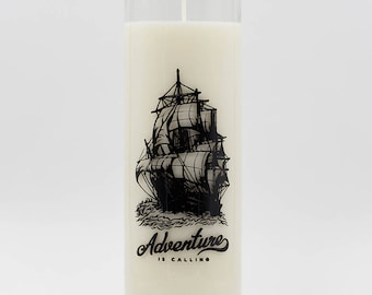 Soy Candle - Decorative Candle - Adventure