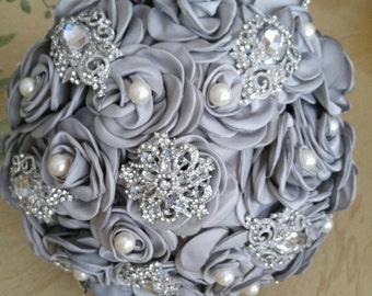 Rhinestone Bouquet