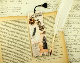 Handwriting bookmark | Etsy on