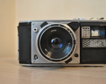 Vintage Soviet Camera LOMO VOSHOD .1960-70