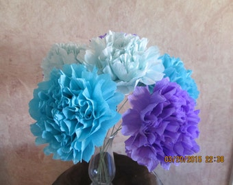 Mexican Crepe Paper Flowers - High Quality Crepe Flowers - Fiesta Flowers