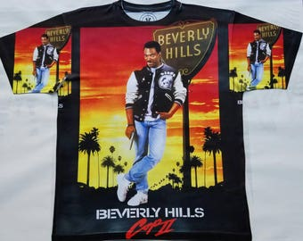 Beverly Hills Cop sublimationTank T shirt