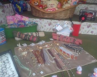 Necklaces/Bracelets/anklets & Religious medals