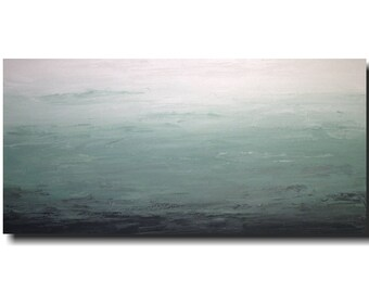 Original Large Abstract painting- 24 X 48 Inches-by Artist JMJartstudio-  -Wall art-wall decor- painting-Textured paintings