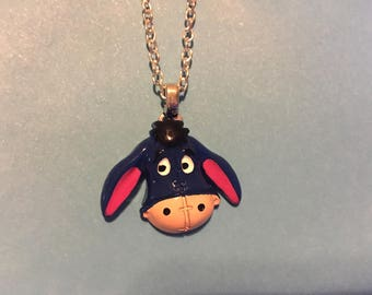 Eeyore Necklace   AB22