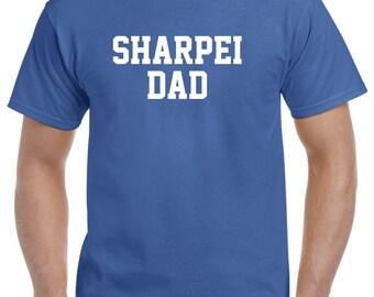 Sharpei Dad Shirt TShirt