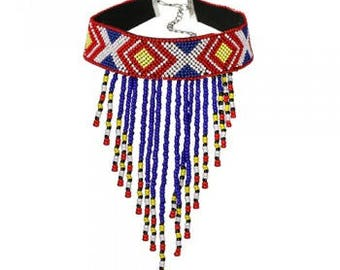Maasai Beaded Chocker