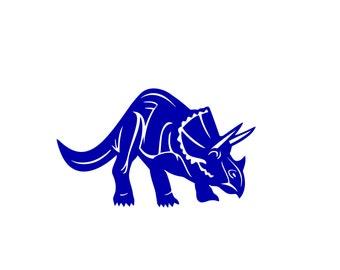 Metal Triceretops/Dinosaur Wall Decor/Metal Dinosaur Art/Metal Dinosaur Sign/Metal Dino Sign/Triceretops Sign/Triceretops Wall Art