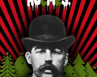 HH Holmes Holiday Card