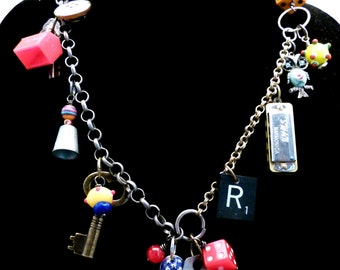 Treasure Trove with Bowling Pin, N0108