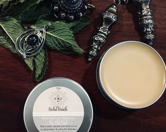 The Old Soul Herbal Solid Scent Perfume - Vegan