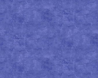 Northcott - Canvas by Deborah Edwards - Blueberry - Fabric by the Yard 9030-44