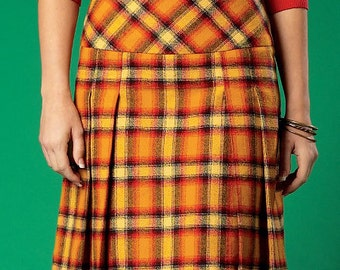 McCall's Pattern M7022 Misses' Skirts