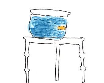 Fish - Print