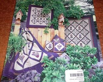 Aunt Jenny's Flower Pot Quilts Book