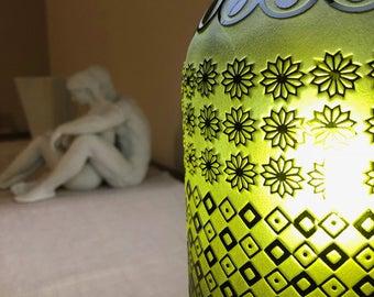 """Lamp handmade """"Strata"""" S06"""