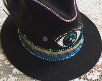 Eye Know Why ~ Private Eye Costume/Party hat
