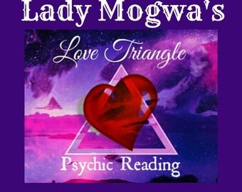 Love Triangle Reading