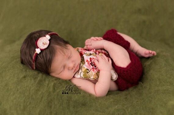 Josselyn Newborn Romper