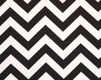 Custom Ironing Board Cover Black White Chevron