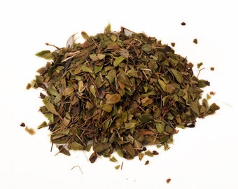 Organic Bearberry Tea Dried Leaves, Arctostaphylos, Uva ursi, Natural, Albanian Organic Superior Quality Fresh  Relaxing tea
