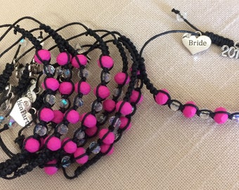 HEN PARTY bracelet fun!!