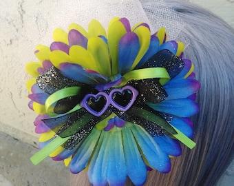 Flower Headband, Headband For Girls, Headband, Headbands For Teens, Headbands For Women, Unique Headband, All Ages, Floral, Flowers, Bow