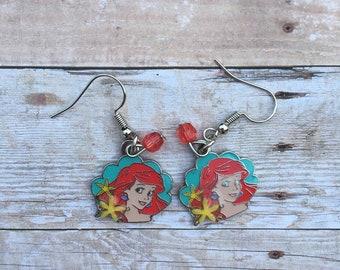 The Little Mermaid Earrings
