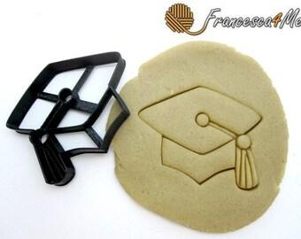 Graduation Cap/Hat Cookie Cutter/Multi-Sizes