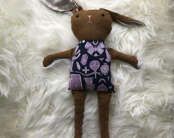 Lydia Plush Rabbit Doll