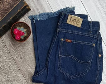 """w27""""Highwaisted Lee jeans"""