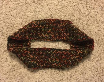 Autumnal Knit Toddler/Child Infinity Scarf