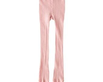Leotard channel, Pink color, Leotard baby girl