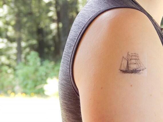 tempor re tattoo schiff tattoo pirat schiff tattoo. Black Bedroom Furniture Sets. Home Design Ideas