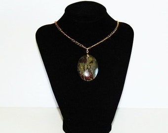 Gemstone Pendant Necklace,Dragons Blood Pendant,Dragon Pendant,Mythology Jewelry,Dragon Jewelry,Gemstone Pendant,Free World Wide Shipping