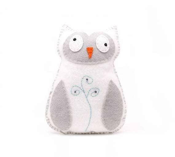 Nice Owl Templates For Sewing Pictures >> Owl Hand Sewing Pattern ...