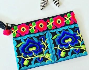 Color Pop Zipper pouch