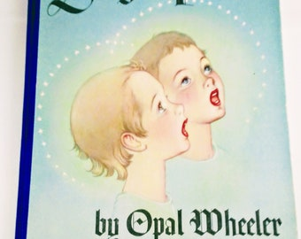 Sing in Praise Caldecott Honor Book by Opal Wheeler Illustrated by Marjorie Torrey 1st Edition 1946