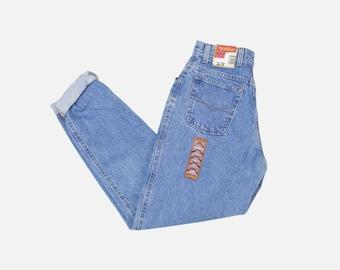 NWT 90's Bonjour Light Wash High Waist Jeans