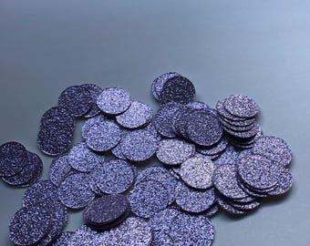 Glitter Lavender Confetti, Lavender Wedding Decor, Lavender Baby Shower Decorations, Lavender Decor, Purple Party Decorations 150ct
