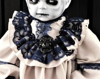 "Ameretat 19"" OOAK Porcelain Horror Doll"