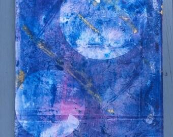blue moon canvas