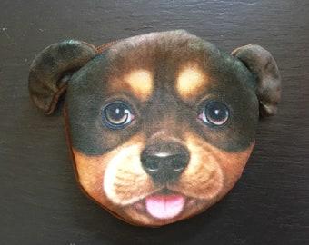 Dachshund Sausage Dog Coin Purse Wallet Cute Design