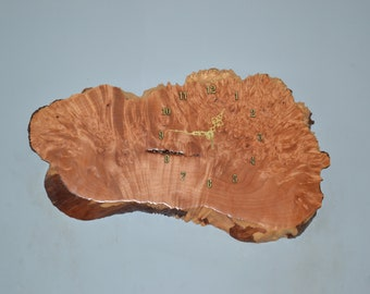 Birdseye maple burl